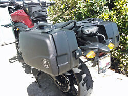 Yamaha Mt-09 Panniers Junior 40l With Frames By Hepco And Becker Fits 2013-16