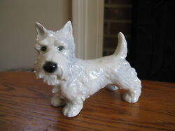 Goebel W. Germany Scottish Terrier Scottie Dog Figurine