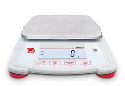 Ohaus Scout Spx2202, Capacity 2200g Portable Balance Scale 2 Year Warranty