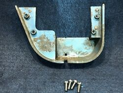 Evinrude Fleetwin 7.5hp 1956 Outboard Motor Parts Rear Lower Engine Cover Oem