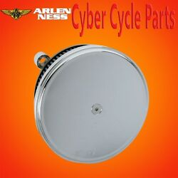 Arlen Ness Big Sucker Stage Ii Air Filter Kit W/chrome Cover 88-up Hd Xl 18-783