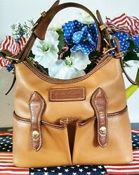 Women's Lovely Medium Brown Leather
