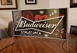 Lighted Beer Signs Budweiser