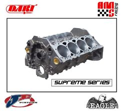 Ams Racing Supreme Series 428 Ci Chevy Forged Stroker Short Block Je Pistons