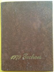 1979 Tech High School Yearbook, The Techoes, St. Cloud, Mn