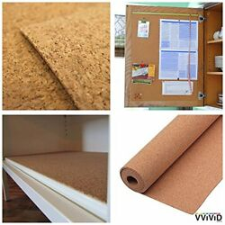 Natural Cork Board Textured Vinyl Wrap Underlayer Contact Shelf Paper Adhesive