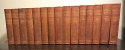 1907 THE WRITINGS OF OSCAR WILDE - Oxford UNIFORM LIMITED ED 101250 - 15 Vols