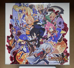 Playstation Vita Disgaea 4 A Promise Revisted Special Edition Factory Sealed