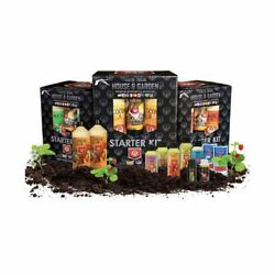 House & Garden Coco Starter Kit - Hydroponic COCO Nutrient Additive Set  Kit