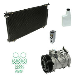 New A/c Compressor And Component Kit For Element