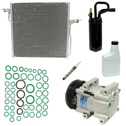 New A/c Compressor And Component Kit For Ranger Explorer Sport Trac