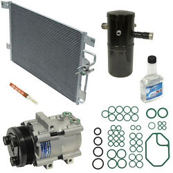 New AC Compressor and Component Kit KT 1400A -   Grand Marquis Town Car Crown V