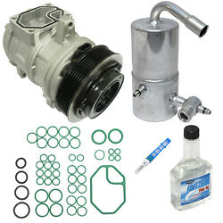 New AC Compressor and Component Kit KT 3982 -  LTD Crown Victoria Town Car Gran