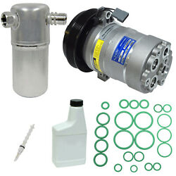 New A/c Compressor And Component Kit For Grand Am Calais Somerset