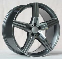 20'' Wheel Tire Package For Mercedes S-class S550 S600 S63 2007-13 Staggered