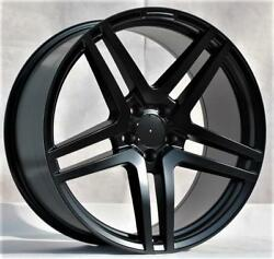 20and039and039 Wheel Tire Package For Mercedes S550 S600 S63 2007-13 Staggered Nexen