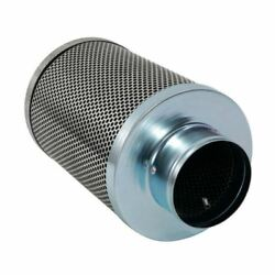 10 Inch Phresh Hydroponic Activated Carbon Filter For Grow Tents - 250 X 500mm