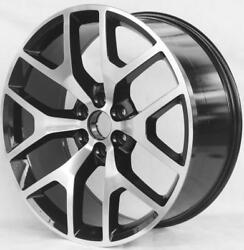 22 Wheel Tire Package For Cadillac Escalade Esv Ext 6x139.7