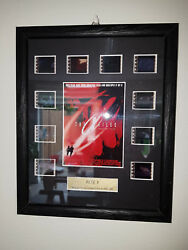Extremely Rare The X Files Movie Fight The Future Le Of 1000 Filmcell Framed