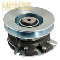 Upgraded Bearings PTO Clutch For Huskee 717-04376 717-04376A