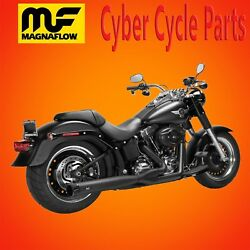 Magnaflow Performer Black Exhaust for 2000-2017 Softail Models