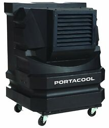 Portacool PAC2KCYC01 Cyclone 3000 Portable Evaporative Cooler with 700 Square
