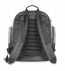 Jeep Perfect Pockets Baby Diaper Bag Backpack - Small Bag with 12 Roomy Pockets