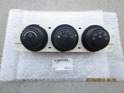 06-10 HUMMER H3 BASE ALPHA LUXURY A/C HEATER CLIMATE TEMPERATURE CONTROL OEM NEW