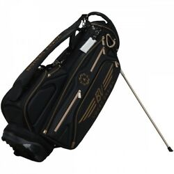 TITLEIST Men's Caddy Bag VOKEY DESIGN Stand 9.5 x 47 inch 3.8kg CBS7VW Black