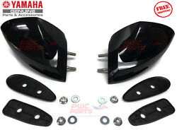 Yamaha Vx Mirror Set Vx110 F1s-u596b-10-00 F1s-u596c-10 W/ Mounts And Hardware Kit