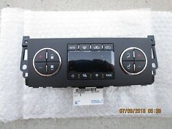 GM GMC CHEVY 20878785 ACDELCO 1574135 AC HEATER CLIMATE TEMPERATURE CONTROL NEW