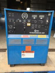 Miller Ac/dc Cc Tig Welder 1ph, 200/230/460v, Syncrowave 500 With Watermate 1a