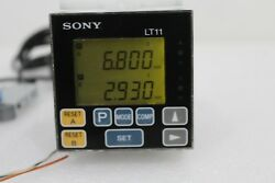 Sony Magnescale Lt11-201 Display And 2x Dt12p Linear Transducer Sensor Gauge Probe