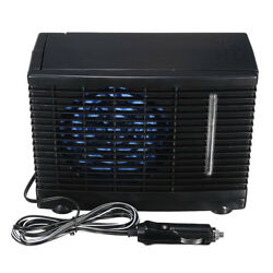 12V Car Office Portable Mini Air Conditioner Evaporative Water Cooling Fan