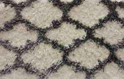 Magnificent Adored Indoor Ultra Shag Pattern Area Rug