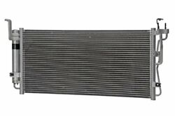 Auto 7 705-0128 Air Conditioning (AC) Condenser For Select for  and for