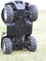 Brute Force Skid Plates A Arm Guards And Floorboards 1/4 Hdpe -all Years