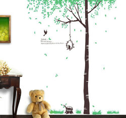 DIY Wall Stickers Removable Art Vinyl Decal Mural Home Bedroom Décor