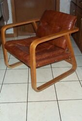 Chair Vintage C.f.a. Plycraft Furniture Company Mid Century Cfa Lawrence Mass.