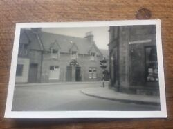 Vintage Photograph Tomnahurich Street Inverness Scotland Traffic Lights Scottish