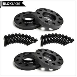 15mm 4pcs Hubcentric Wheel Spacers Forged 5x120 Fit Bmw 1 Series 128i 135i M