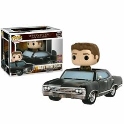 Sdcc 2017 Exclusive Supernatural Funko Pop Rides Vinyl - Dean And Baby