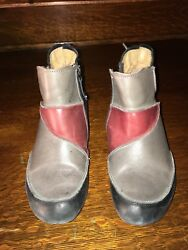 Aetrex Womens Ankle Boots Size 6 Us