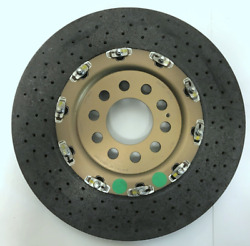 LAMBORGHINI AVENTADOR LP700 CARBON CERAMIC BRAKE DISC ROTOR OEM PART# 470615301E