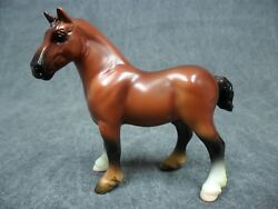 Breyer * Draft * 410528 JCP Parade of Breeds Drafter 2011 Stablemate Model Horse