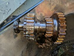 Gear Cluster - Removed From Fordson E27n