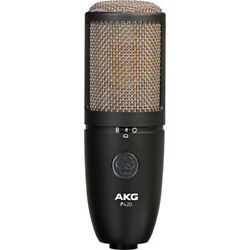 AKG Project Studio P420 Multi-Pattern Large Diaphragm Condenser Microphone