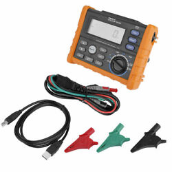 Pm5910 Intelligent Leakage Tester Switch Rcd/loop Tester Ms5910 Usb Data Storage