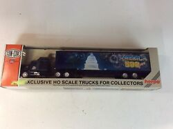 """Con-cor Ho Scale """"america 500 Years"""" Tractor And Trailer"""