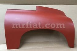 For Porsche 356 A B Coupe Handcrafted Rear Wing Panel Left New